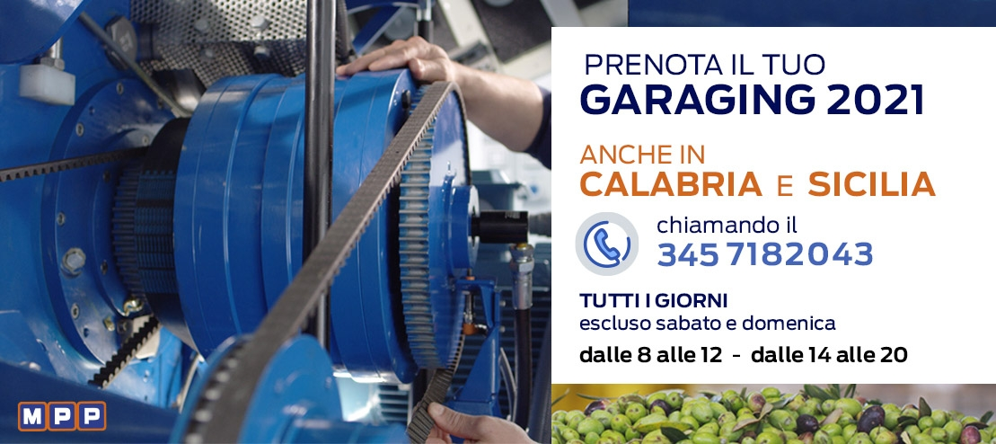 Garaging in Calabria e Sicilia