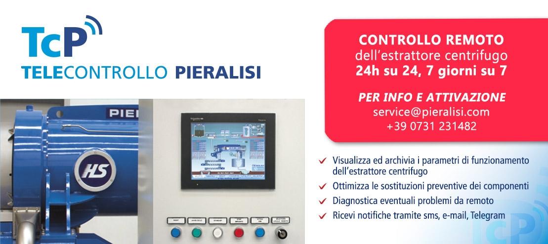 Telecontrollo Pieralisi